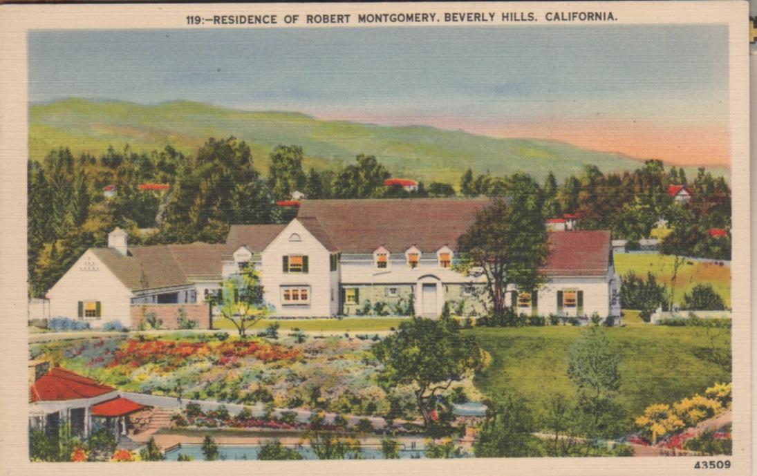 Vintage Beverly Hills Homes