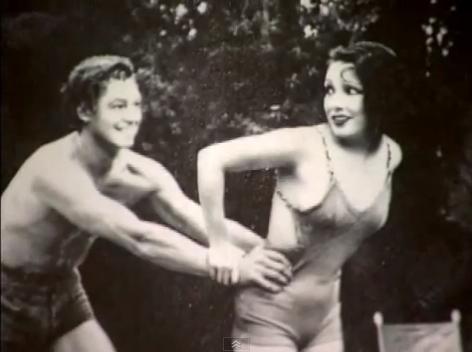 Lupe and Tarzan